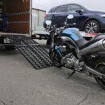 MT-01バイク継続車検