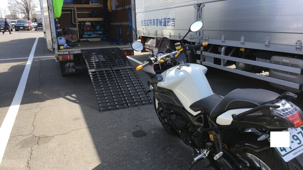 バイクのユーザー車検
