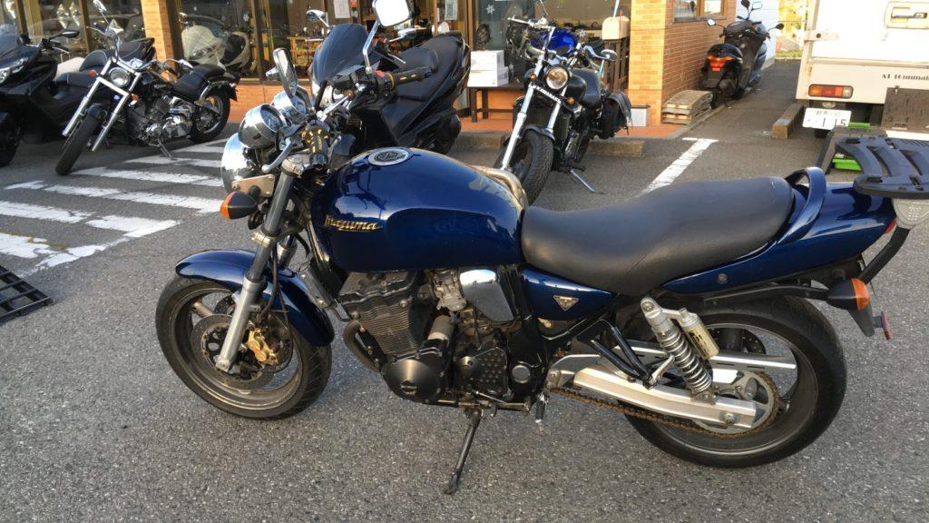 イナズマ・バイク車検