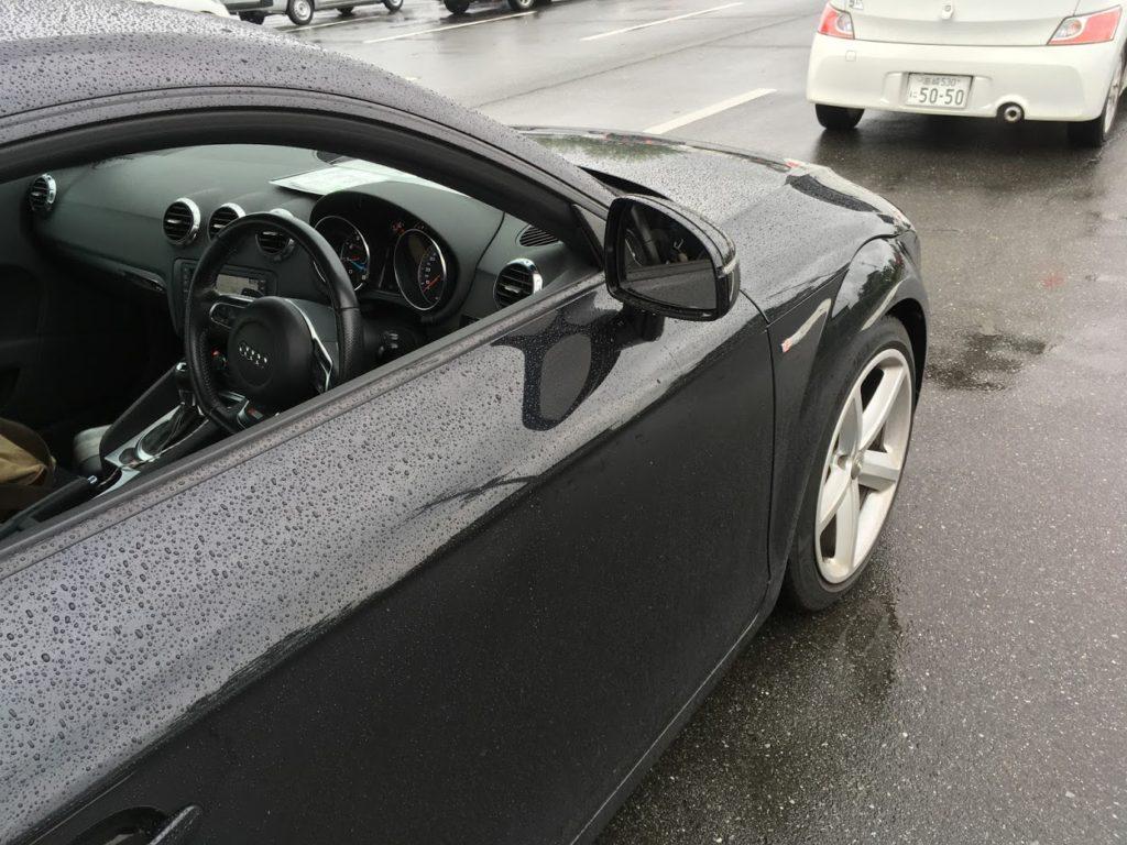 アウディTTのユーザー車検